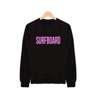 sweater teeisland black sweater feline meow cotton t-shirt