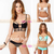 Bandage swimsuit body 2014 swimwear women vintage high waist bikini bathing suit for women high waist swimwear women sexy bikini-in Bikinis Set from Apparel & Accessories on Aliexpress.com