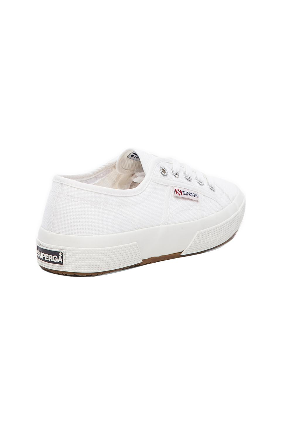 Superga 2750 Cotu Classic Sneaker in White from REVOLVEclothing.com