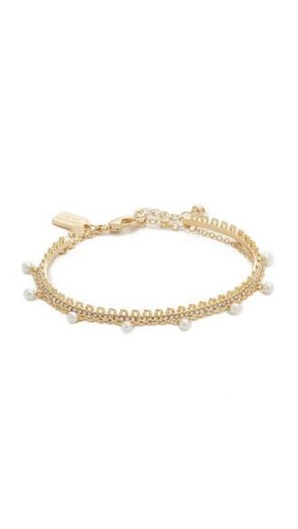 cuff cuff bracelet cream jewels