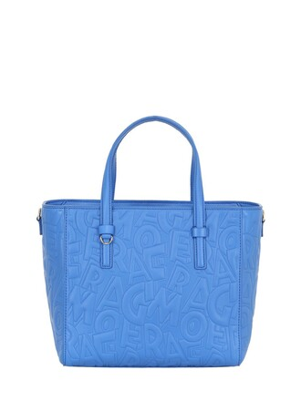 bag tote bag leather tote bag leather blue