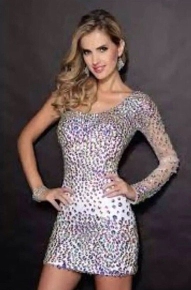 party short sparkly dance homecoming dressy