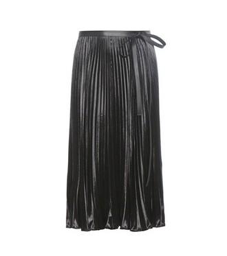 skirt velvet black