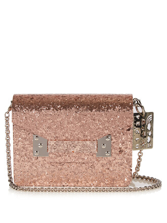 bag shoulder bag light pink light pink