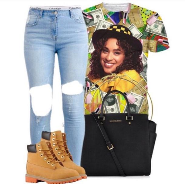 shirt cute outfits