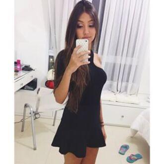 dress party dress black dress black pretty