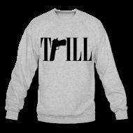 TRILL Gun Crewneck | Bro_Oklyn Inc Co.