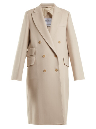 coat wool beige
