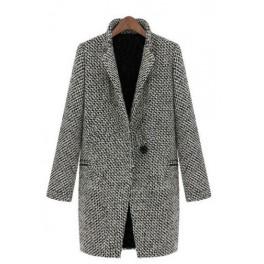 Oversize jacket european style