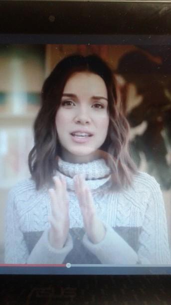 sweater warm sweater
