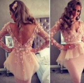 dress,rose,pink,clothes,lace,lace dress,prom dress,short dress,short prom dress,underwear,wedding guest,pastel,pastel pink,pink dress,backless dress,peplum dress,lace details,full sleeves,cute dress,midi,bow,back,celebrity style,dress pink,blush pink,peplum,long sleeves,floral,blouse,little black dress,maxi dress,red dress,shoes,hair bow,backless prom dress,party dress,customized,pink floral peplum prom,jennifer lopez,sheer,cream color,nude,beige dress,cool,great,tulle mermaid dress,cocktail dress,pink lace peplum dress,cream,champagne,ivory,long sleeve dress,girly,flowers,pink peplum short dess,peach,long,open back,tvs show