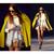 Scenic Print Jacquard Dress - Retro, Indie and Unique Fashion