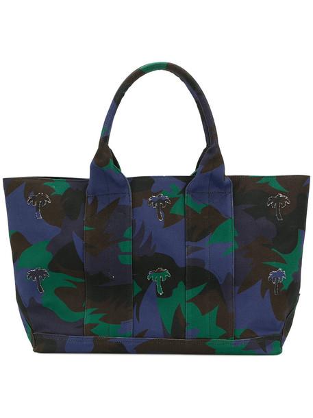 Tomas Maier beach bag beach women bag cotton
