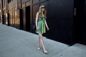 dress,shoes,sunglasses,bag,jewels,MSGM