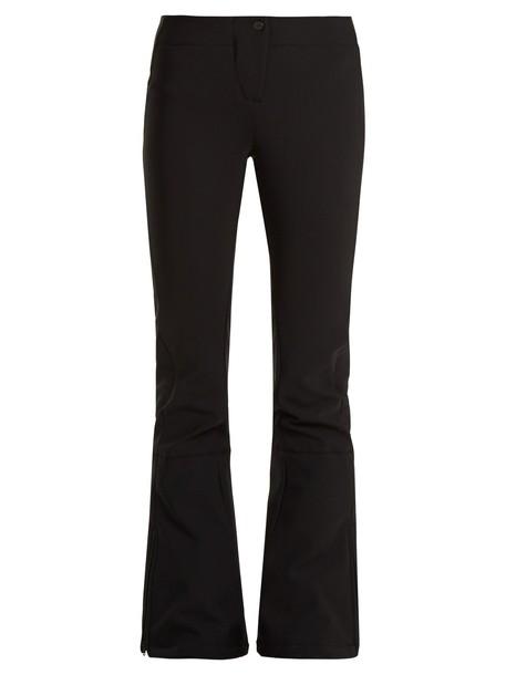 Fusalp flare black pants