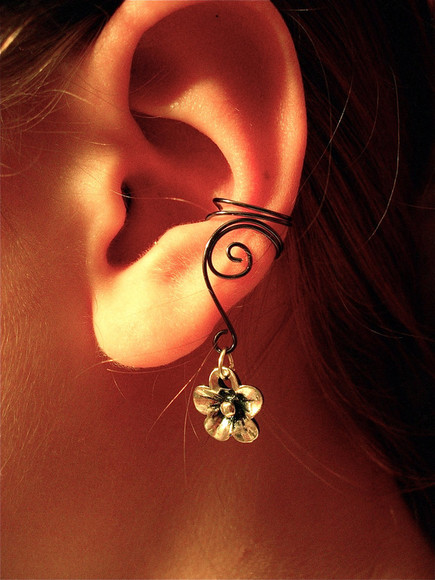 jewels earrings ear cuff ear cuffs