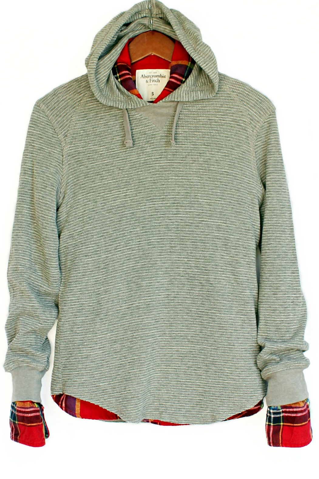 Charles Thermal Hoodie | Just Vu