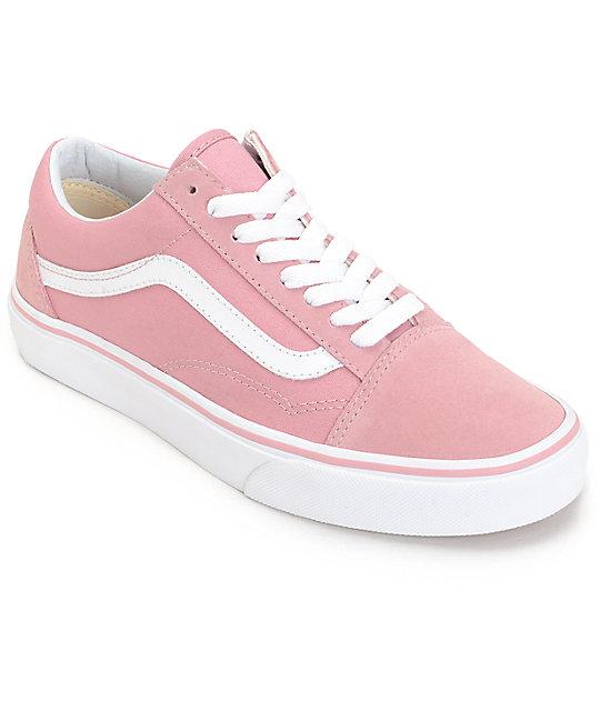 Vans Old Skool Zephyr White Shoes Womens
