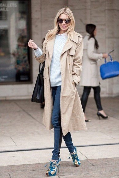 fashion streetstyle beige coat beige long beige coat long coat beige trench coat trench coat