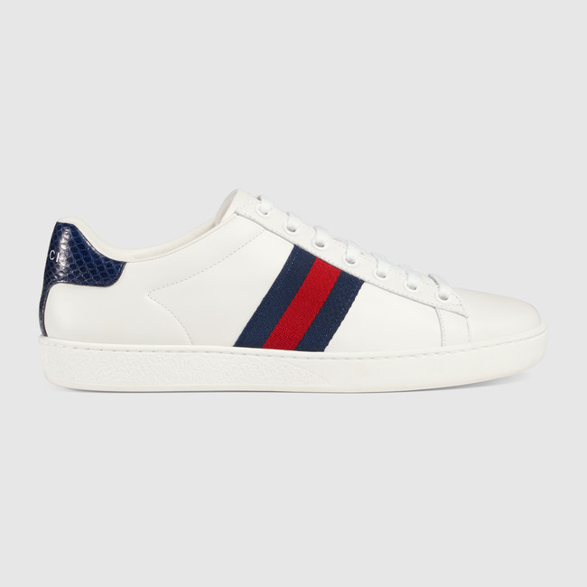 76f11d4c8 Gucci Ace leather sneaker
