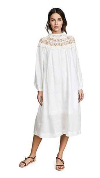 Innika Choo dress crochet