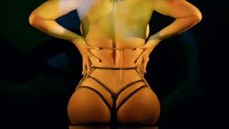 underwear beyonce partition