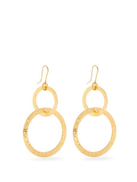 Sylvia Toledano earrings gold jewels