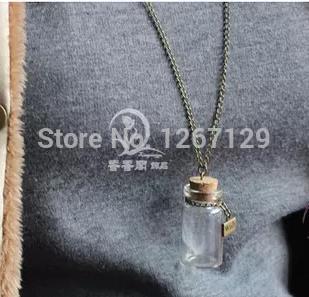 Aliexpress.com: купить новый продукт, является одуванчик образцы желая бутылки ожерелье из надежный ожерелье деньги поставщиков на chinese wind jewelry, clothing, household goods store