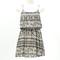 Tribal print cami tank spring mini dress
