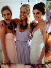 San bernado lilac maxi dress formal dress