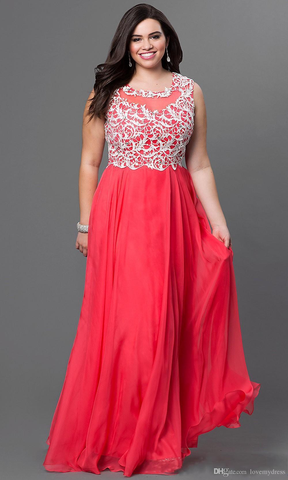 Neck Red Evening Dress Celebrite Sleeveless Long Prom Dress Cheap