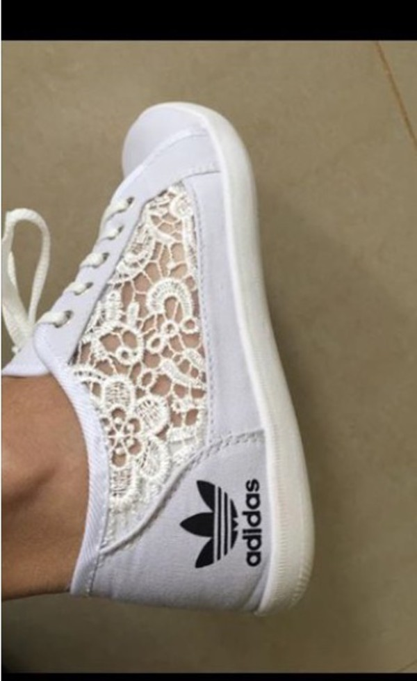 adidas Superstar 80s Cut Out Chaussures Blanc adidas US