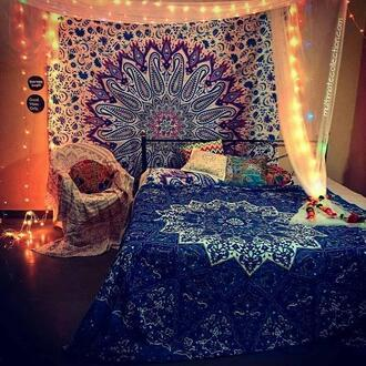 home accessory queen bedding tapestry wall hanging mandala tapestry holiday gift beach throw wall decor home decor queen bedcover blanket