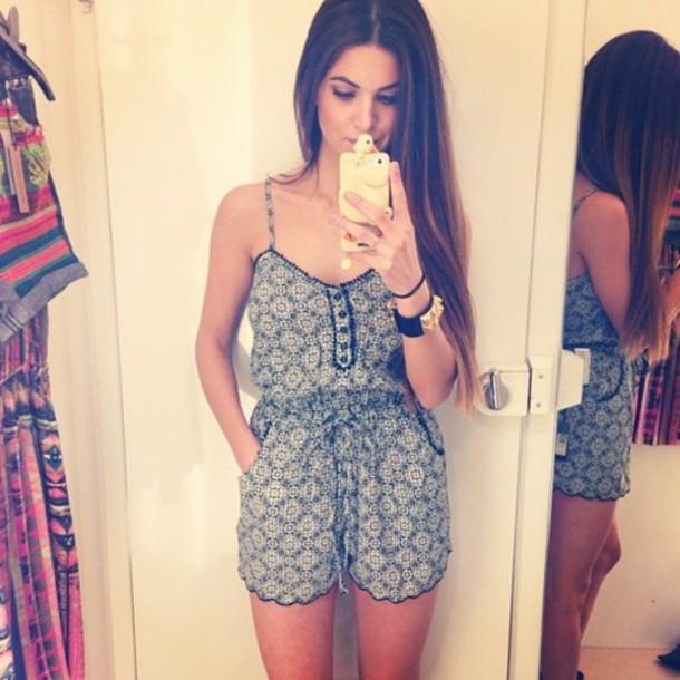 Shorts Dress