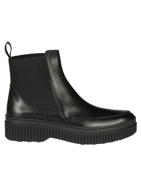 classic ankle boots black shoes
