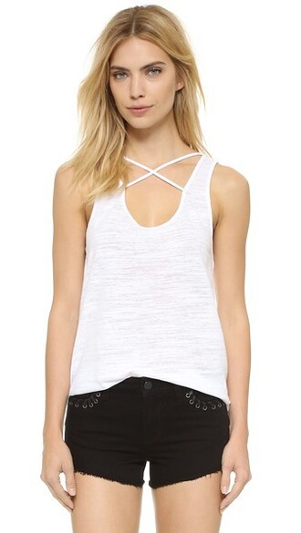 cross white top