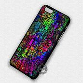 phone cover,music,splatter,band,collage,iphone cover,iphone case,iphone 4 case,iphone 4s,iphone 5 case,iphone 5c,iphone 6 case,iphone 6s,iphone 6 plus,iphone 7 case,iphone 7 plus case