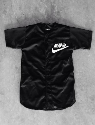 t-shirt black kyc japan uk