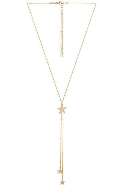ERTH necklace gold jewels