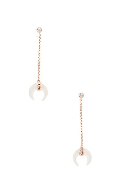 SHASHI metallic gold jewels