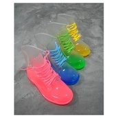 shoes,ombre,transparent,boots,military boots,lace up