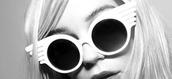 sunglasses,white,mars argo