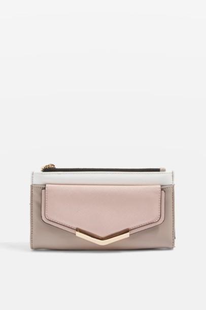 Topshop light pink light purse pink bag