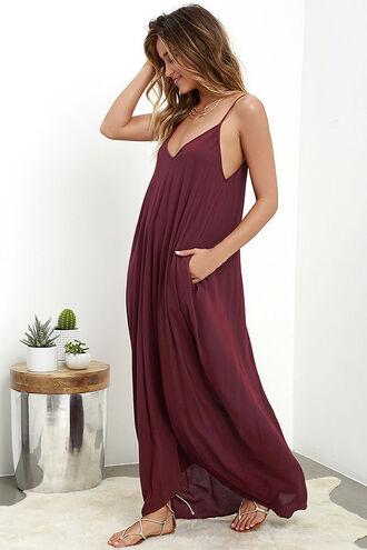 dress bohemian dress boho dress bohemian burgundy burgundy dress