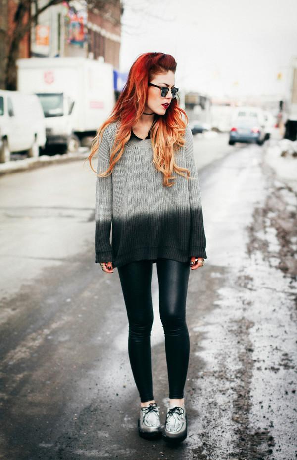 le happy sweater pants jacket
