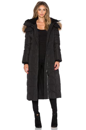 jacket sheepskin black