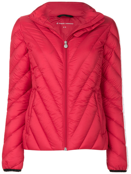 Perfect Moment jacket mini women red