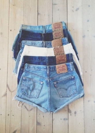 shorts denim shorts jeans blue jeans black jean shorts levi shorts