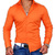 Chemise Orange homme Tazzio  : DLG