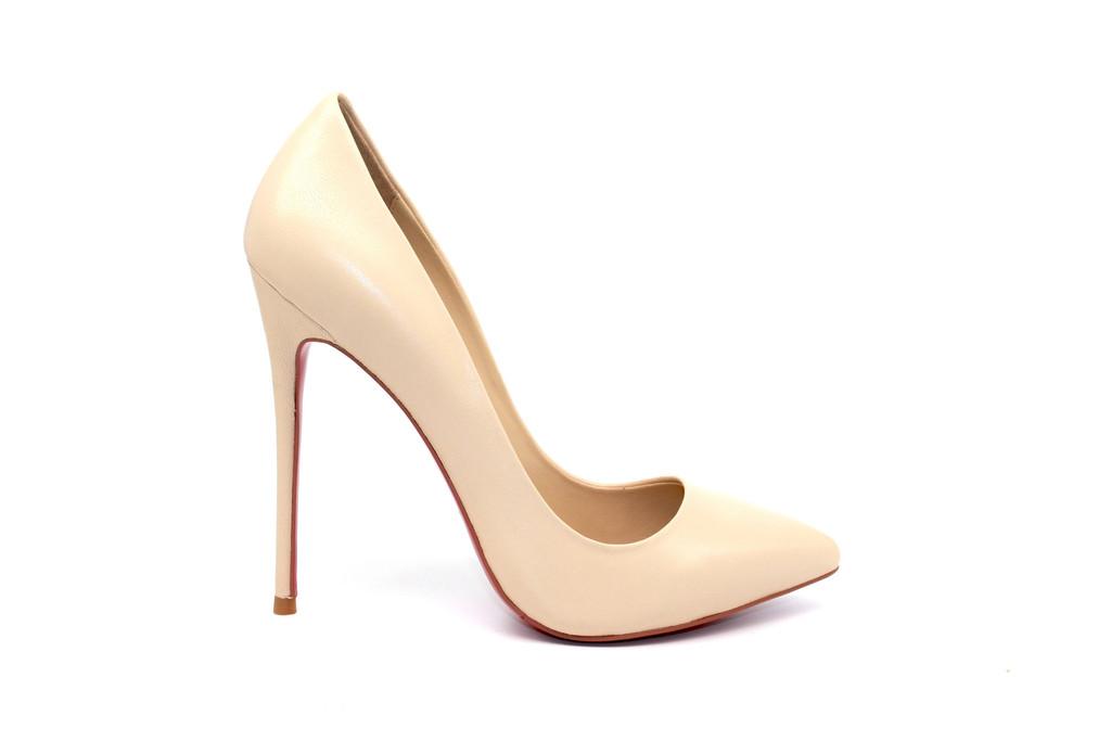 635871d7a4c 5 inch Heels - Nude Stiletto Pumps